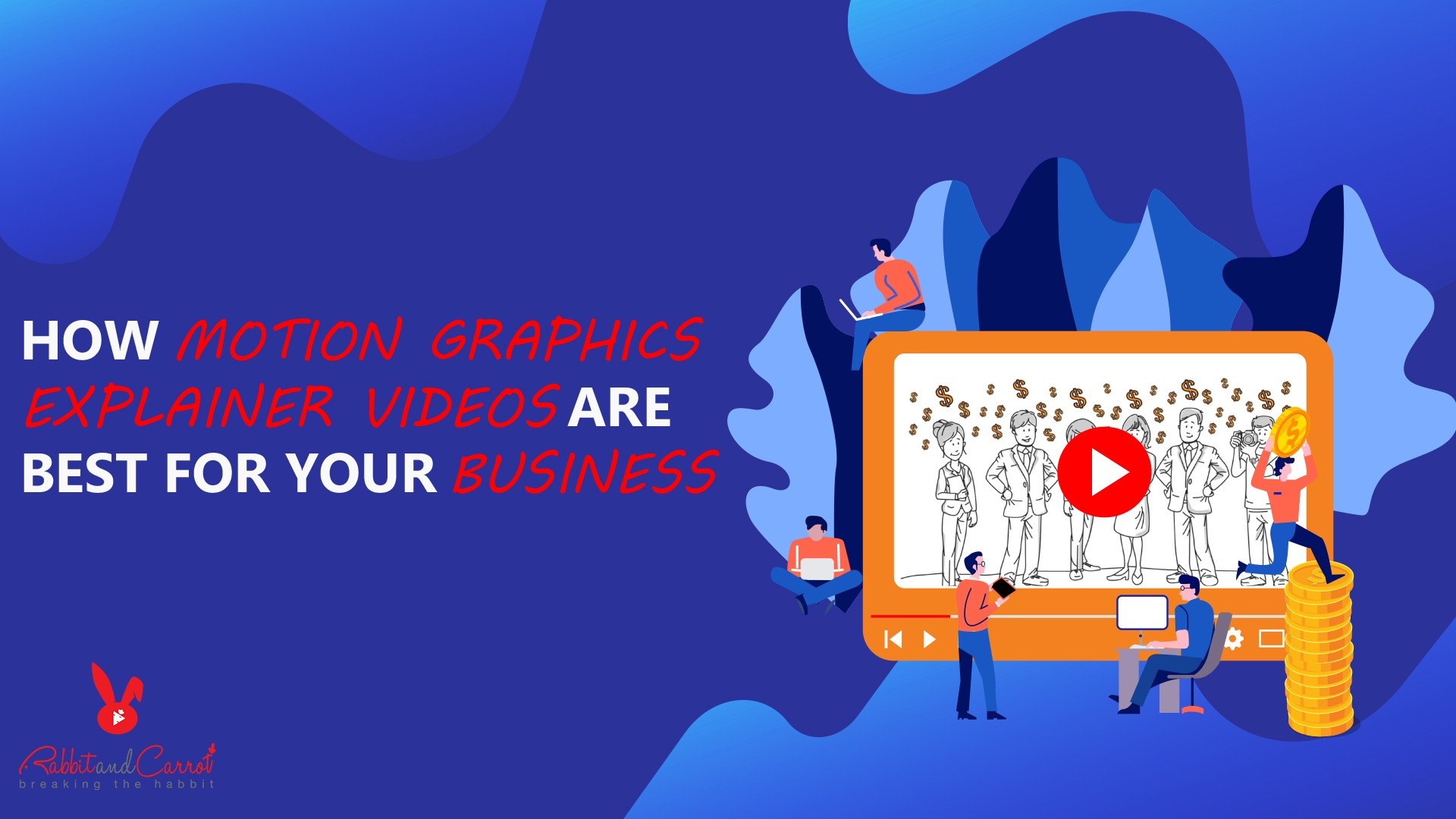 How Motion Graphics Explainer Videos Are Best For Your